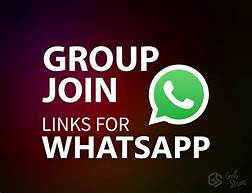 """WhatsApp Group"""